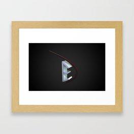 Logo edprodesign Framed Art Print