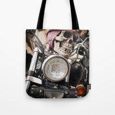 Happy rider  Tote Bag