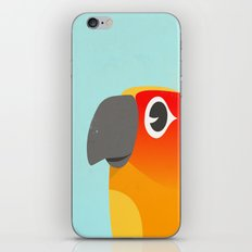 Sun Conure iPhone & iPod Skin