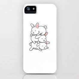 Kawaii Bunny Anime Lover Manga Japan iPhone Case