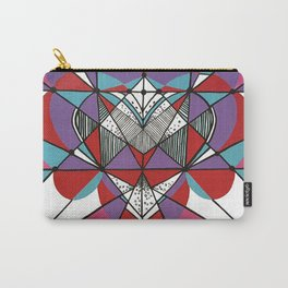 Crossing Paths Carry-All Pouch