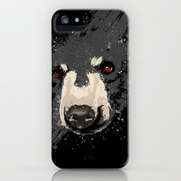 The Hidden Bear iPhone Case