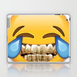 Tears Of Fortified Joy Laptop & iPad Skin