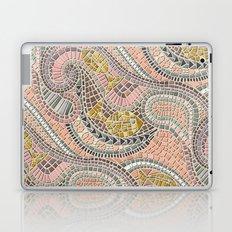 mosaic fish pastel Laptop & iPad Skin