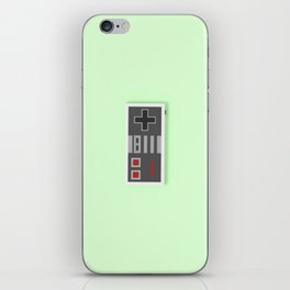 The NES iPhone Skin