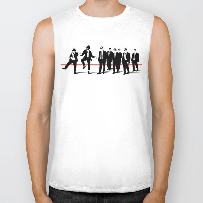 Reservoir Brothers Biker Tank