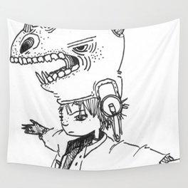 Wear My Moods Wall Tapestry