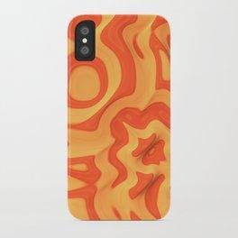 Orange: The Fun Color iPhone Case