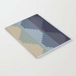 Geometric Aztec III Notebook