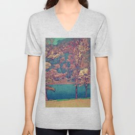 Birth of a Season Unisex V-Neck