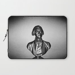 Jefferson's Epitaph Laptop Sleeve