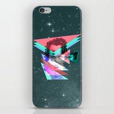 galactic implosion iPhone & iPod Skin