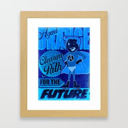 Ecocide Framed Art Print