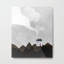 Homecoming Metal Print