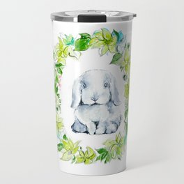 Bunny Baby Travel Mug
