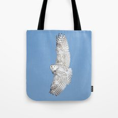 Flight of the goddess Tote Bag