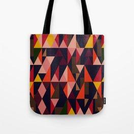 Vintage vibes_in warm hues Tote Bag