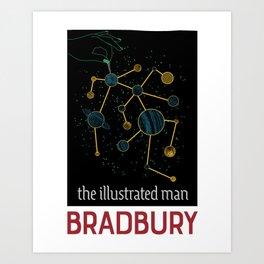 The Illustrated Man Art Print