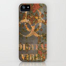 Digital Virus iPhone Case
