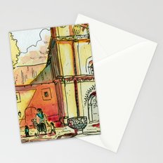 Templo San Francisco Stationery Cards