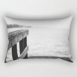 The Dock Rectangular Pillow