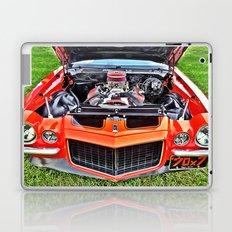 Car Engine Laptop & iPad Skin