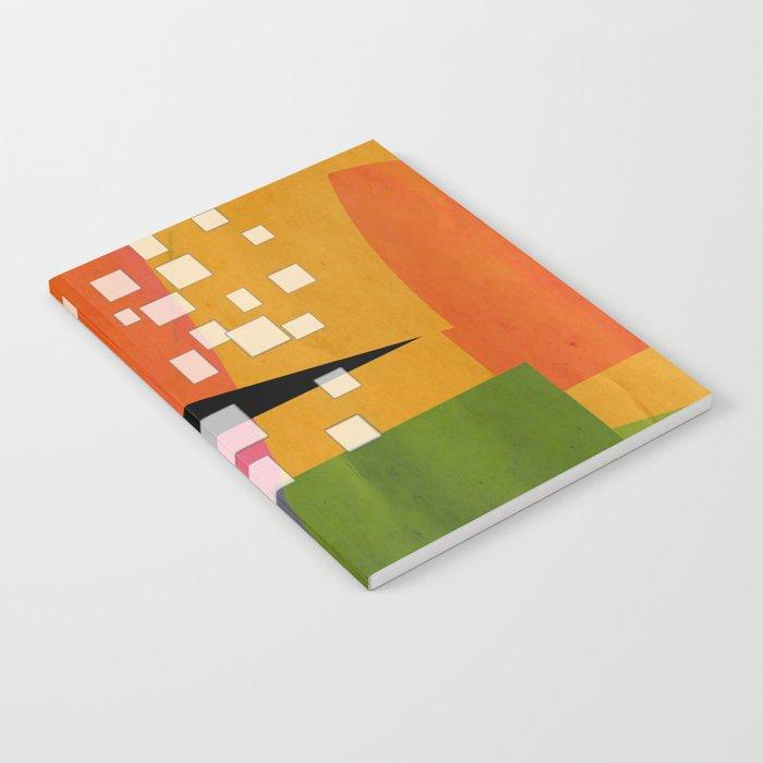 autumn day Notebook