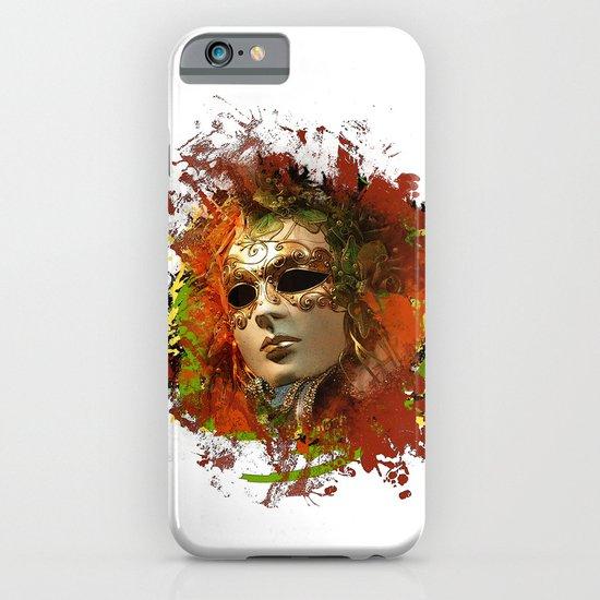 Mask 8 iPhone & iPod Case