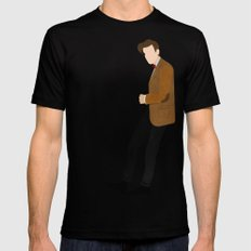Eleven Black MEDIUM Mens Fitted Tee