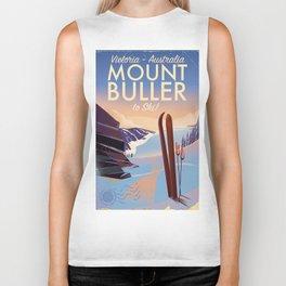 Mount Buller Australia Ski resort Biker Tank