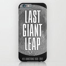 Last Giant Leap iPhone 6s Slim Case
