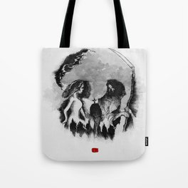 The Soul Collector Tote Bag