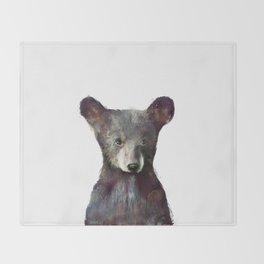 Little Bear Throw Blanket