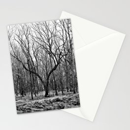 Dead Fall Stationery Cards