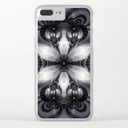 Mindscape Clear iPhone Case