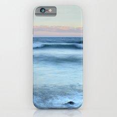 Blue waves iPhone 6s Slim Case
