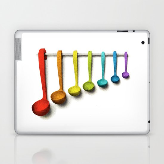 Xylospoons Laptop & iPad Skin