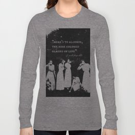 drink Long Sleeve T-shirt