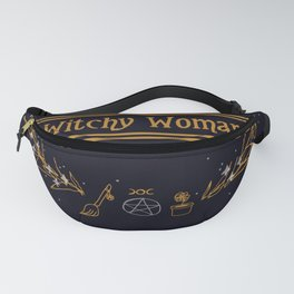 Witchy Woman Fanny Pack