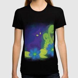 flower felinity T-shirt
