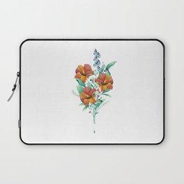 Hibiscus Bouquet Laptop Sleeve