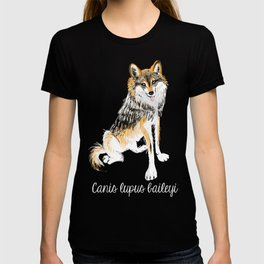Mexican Wolf #1 T-shirt