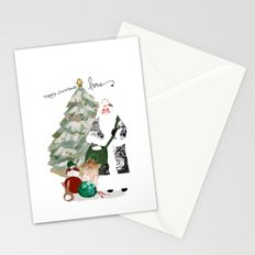 It's beginning to look allot like Christmas Stationery Cards