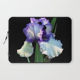 Iris 'Freedom Song' on black Laptop Sleeve