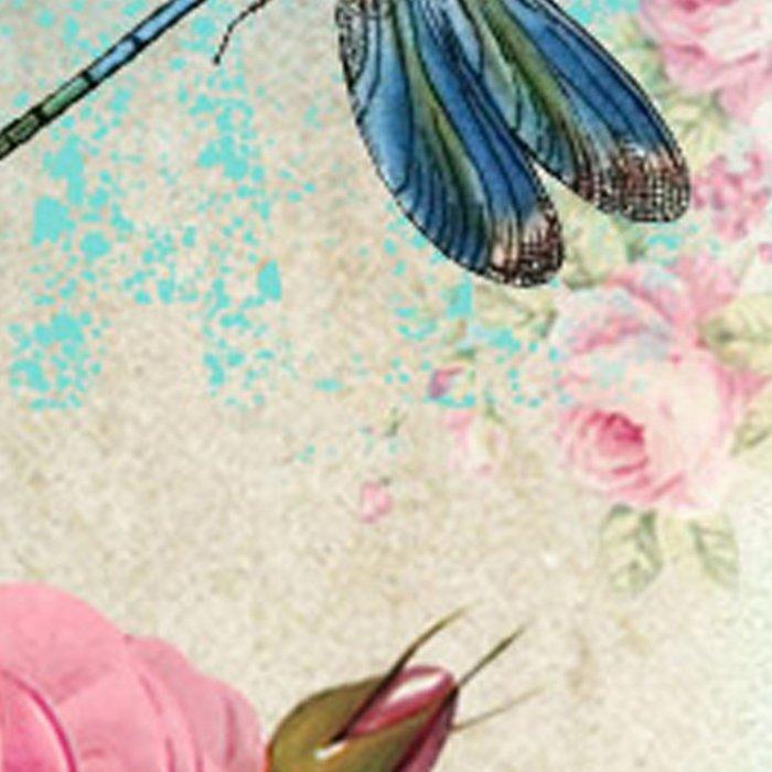 Dragonflies & bird Leggings