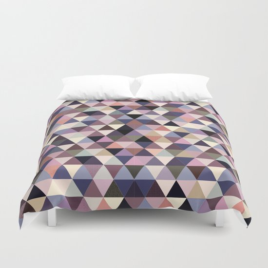 Abstract #364 Duvet Cover
