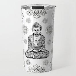 Buddha,HOME DECOR, 2,Graphic Design,Home Decor,iPhone skin,iPhone case,Laptop sleeve,Pillows,Bed,Art Travel Mug