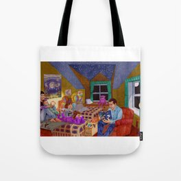 Moby's Tale Tote Bag
