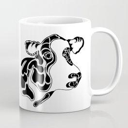 Cow in Ink Coffee Mug