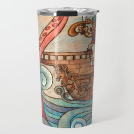 Simbad: Monsters of deep sea. Travel Mug